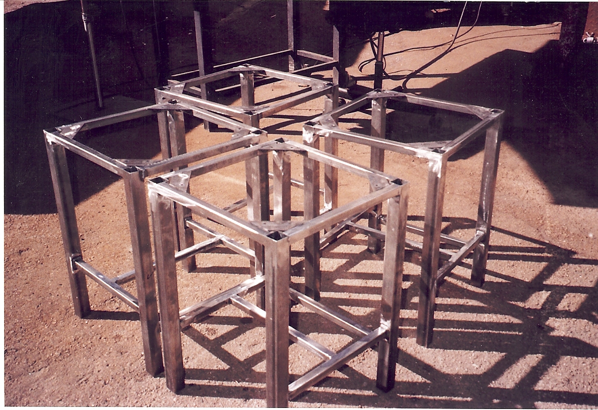 end table frames metal furniture